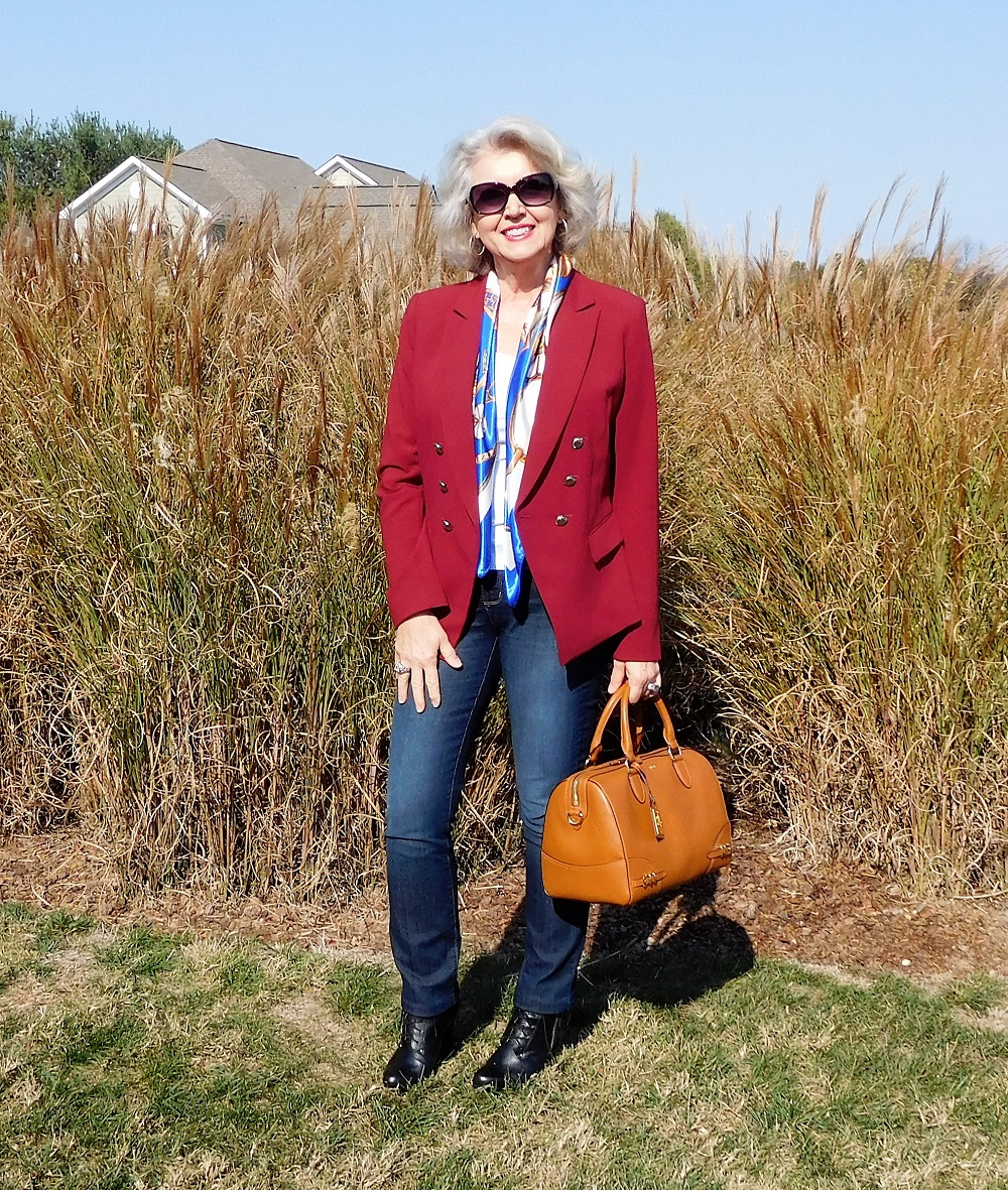Why I Wear Scarves – SusanAfter60.com