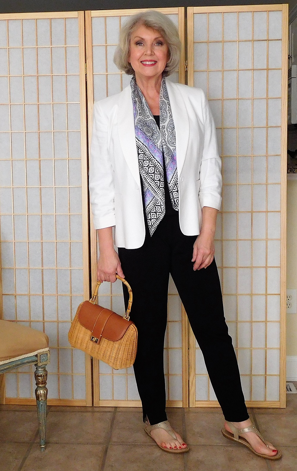 Travel Outfits For Women Over 60