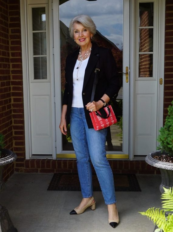 Evolving Style Outfit - Susan Street