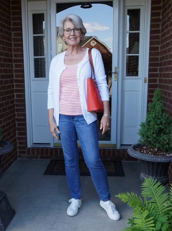 Cardigan Tips Outfit - Susan Street