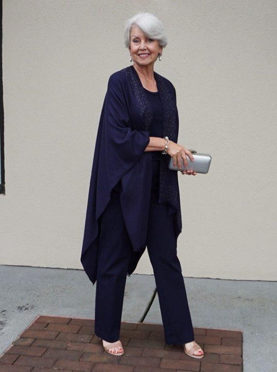 An Evening Look Outfit - Susan Street