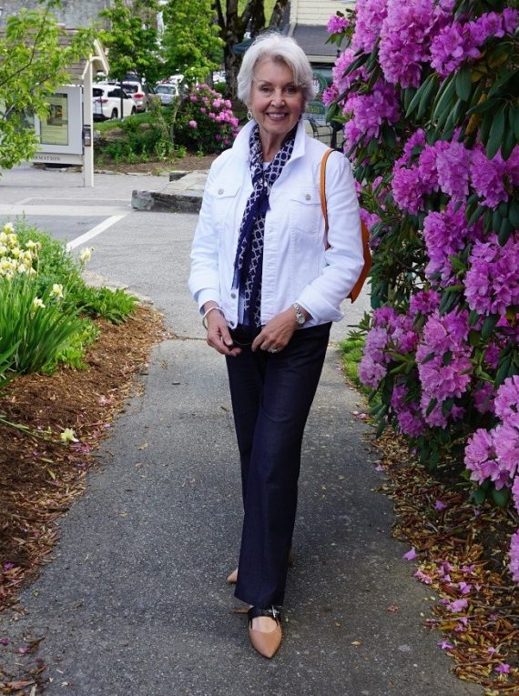 Linville Falls Winery Outfit - Susan Street