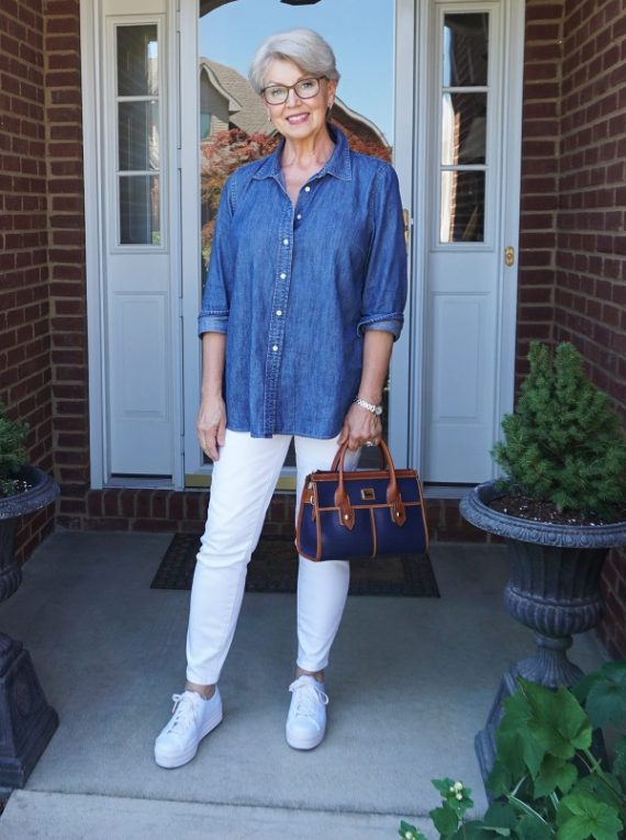An Everyday Casual Look 2 Outfit - Susan Street