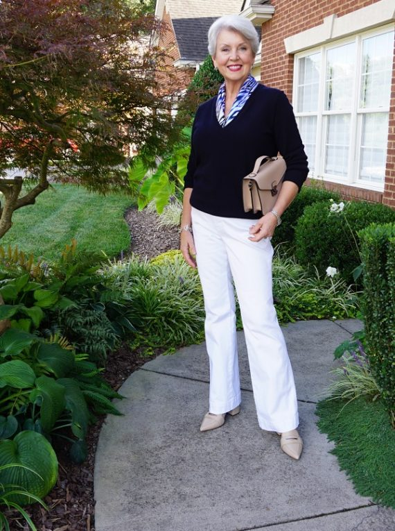 Sweater Weather Outfit - Susan Street